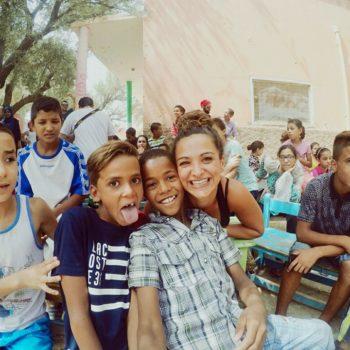 Una experiencia inolvidable, Verano 2016 Andrea Dmngz